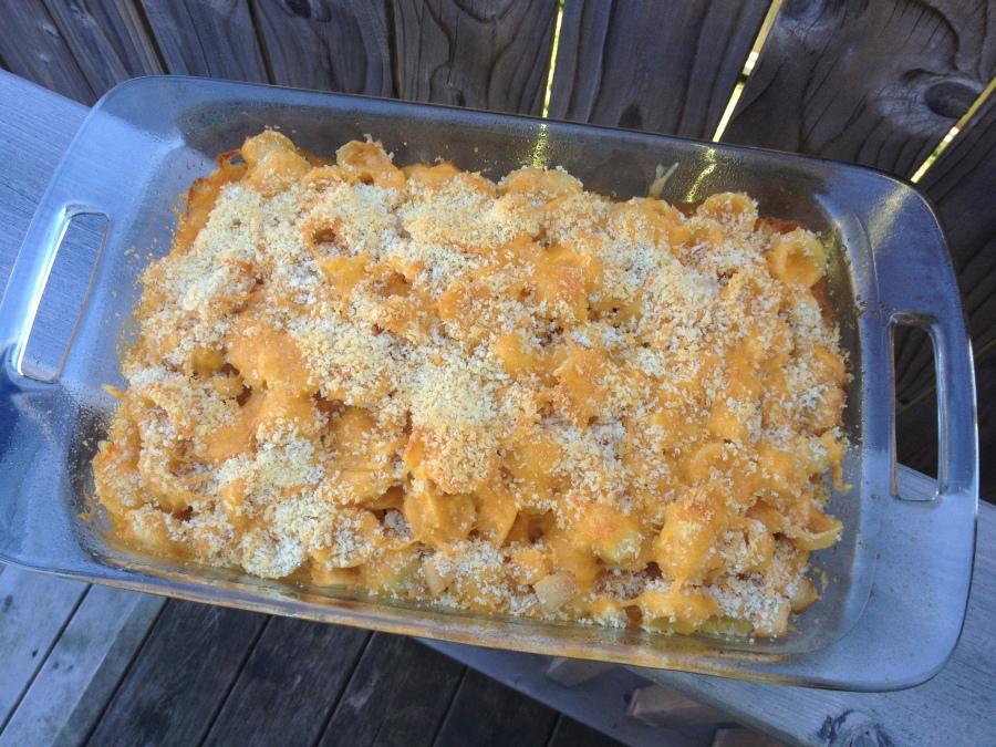 Buffalo Chicken Mac & Cheese