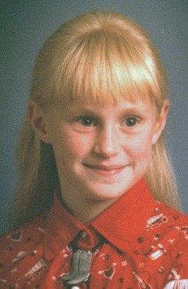 Julia Kent Age 8