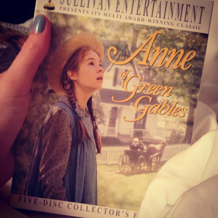 Anne of Green Gables movie  trilogy