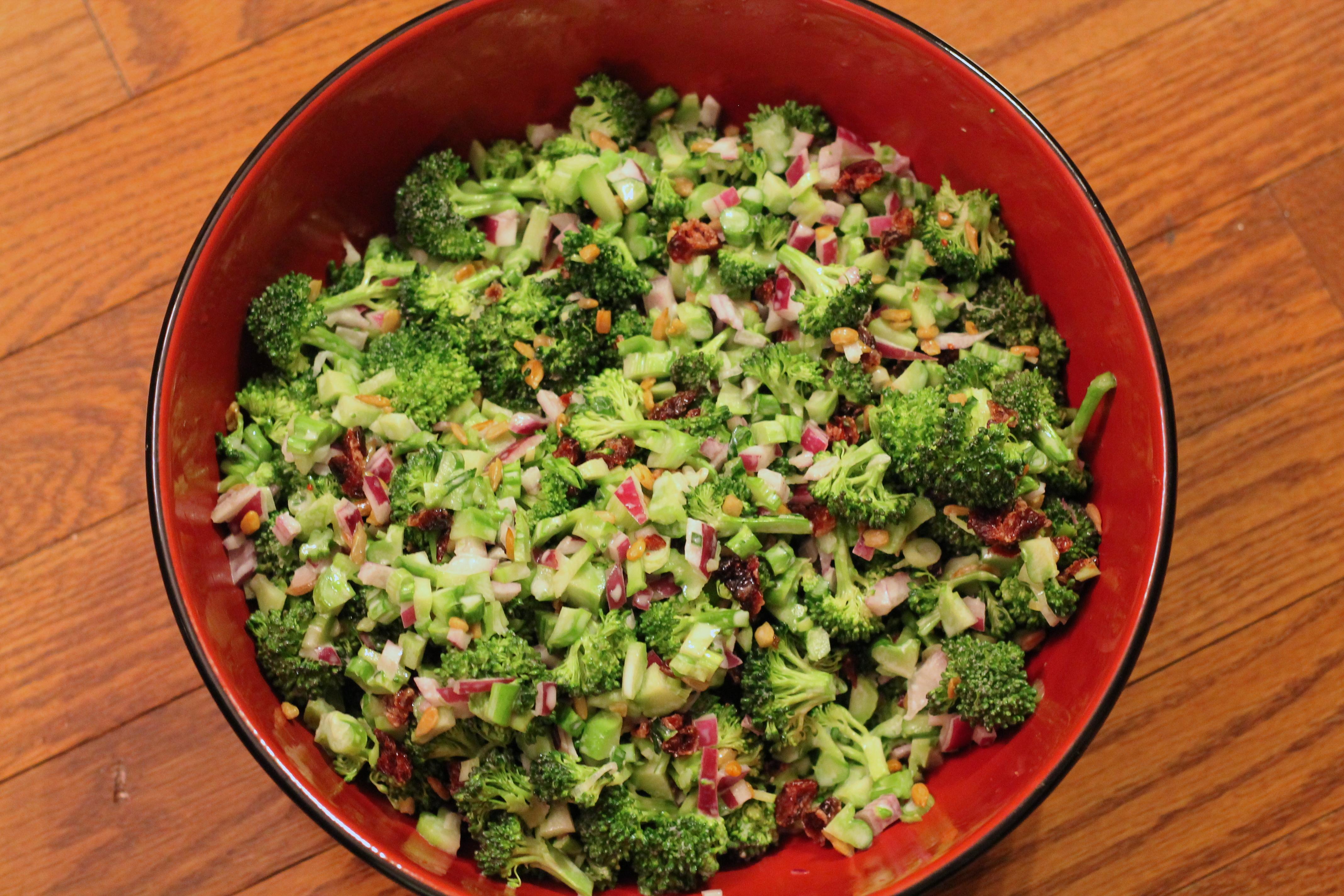Mama's Broccoli Salad